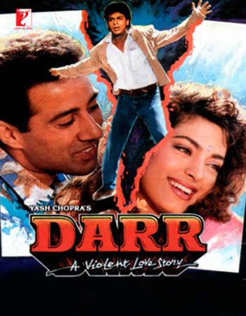 Darr 1993 Full Hindi Movie BRRip Free Download