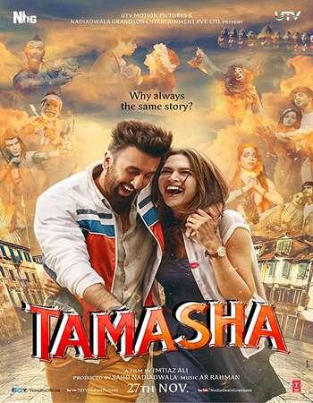Tamasha 2015 Full Hindi Movie BRRip Free Download