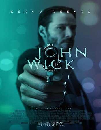 John Wick 2014 Hindi Dual Audio BRRip Full Movie 720p HEVC Download