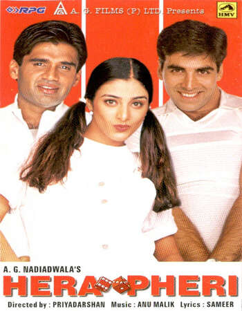 Hera Pheri 2000 Full Hindi Movie 720p HEVC HDRip Download