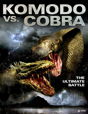 Komodo vs Cobra 2005 Hindi Dual Audio WEBRip Full Movie Download