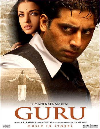 Guru 2007 Full Hindi Movie BRRip Free Download