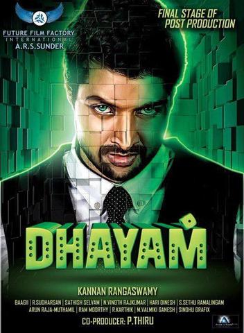 Dhayam 2020 Hindi Dubbed 480p UNCUT HDRip x264 300MB