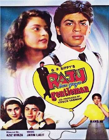 Raju Ban Gaya Gentleman 1992 Full Hindi Movie 720p HEVC HDRip Download