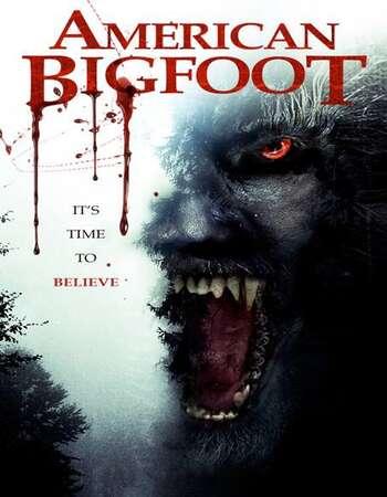 American Bigfoot 2017 Hindi Dual Audio WEBRip Full Movie 480p Download