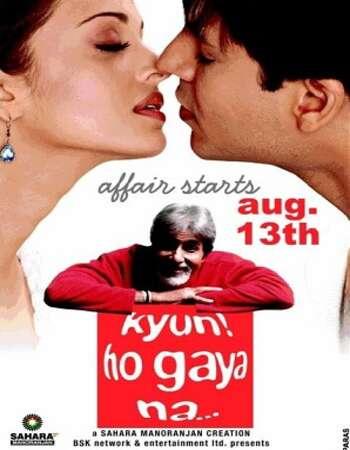 Kyun Ho Gaya Na 2004 Full Hindi Movie 720p HEVC HDRip Download