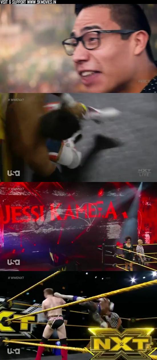 WWE NXT 22 April 2020 WEBRip 480p 300MB