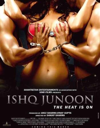 Ishq Junoon The Heat is On 2016 Full Hindi Movie 720p HDRip Download