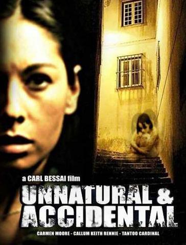 Unnatural & Accidental 2006 Hindi Dual Audio 480p HDRip x264 300MB ESubs