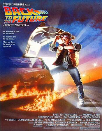 Back to the Future 1985 Hindi Dual Audio BRRip Full Movie 720p Download