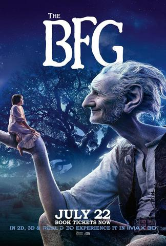 The Bfg 2016 Hindi Dual Audio 480p Bluray X264 350mb Esubs