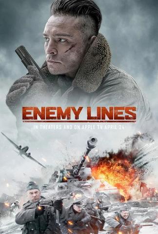 Enemy Lines 2020 English 480p HDRip x264 300MB ESubs