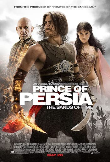Prince Of Persia – The Sands Of Time 2010 Dual Audio Hindi English BluRay 720p 480p Movie Download