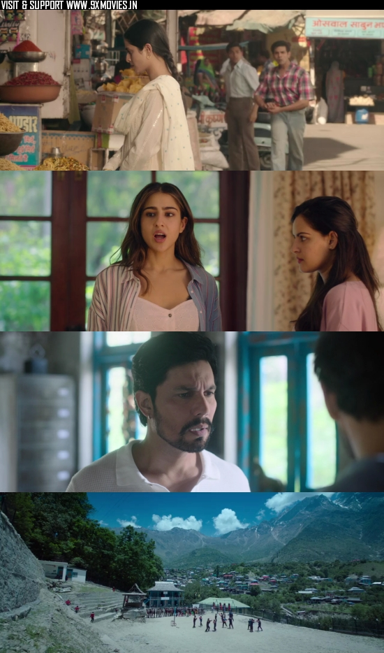 Love Aaj Kal 2020 Hindi 720p WEB-DL 1GB