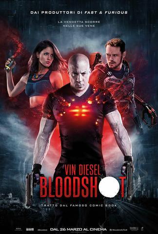 Bloodshot 2020 English 480p BluRay x264 300MB ESubs