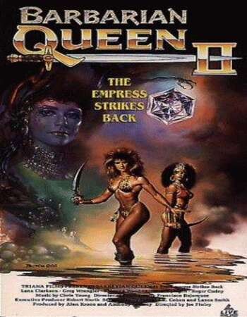 Barbarian Queen II The Empress Strikes Back 1990 Hindi Dual Audio DVDRip Full Movie 480p Download
