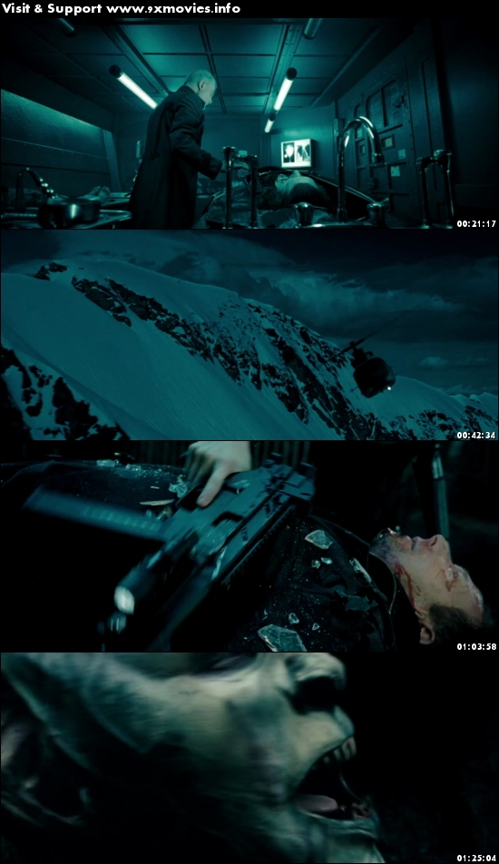Underworld Evolution 2006 Dual Audio Hindi 720p BluRay 850mb
