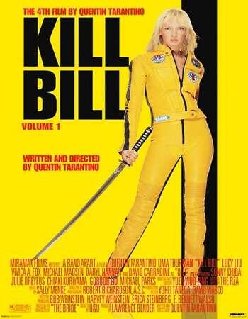 Kill Bill Vol 1 2003 Hindi Dual Audio BRRip Full Movie 720p Download