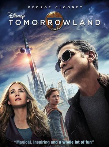 Tomorrowland 2015 English 480p BluRay x264 400MB MSubs