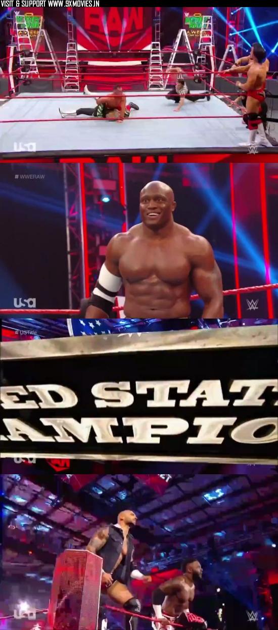 WWE Monday Night Raw 27 April 2020 HDTV 720p 480p 500MB