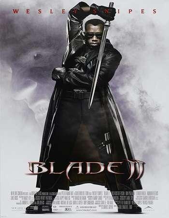 Blade 2 2002 Hindi Dual Audio BRRip Full Movie 720p Download