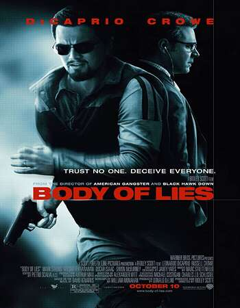 Body of Lies 2008 Hindi Dual Audio BRRip Full Movie 480p Download