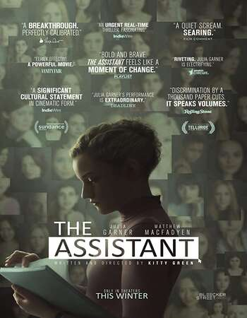 The Assistant 2019 English 720p Web-DL 750MB  ESubs