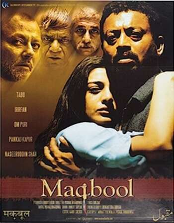 Maqbool 2003 Full Hindi Movie 720p BRRip Free Download