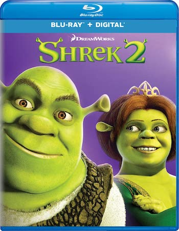 Shrek 2 (2004) Dual Audio Hindi Bluray Movie Download