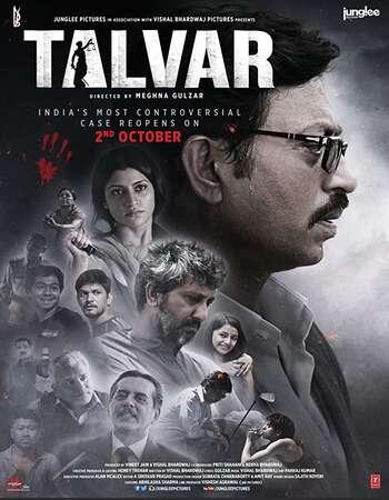 Talvar 2015 Full Hindi Movie 720p BRRip Free Download