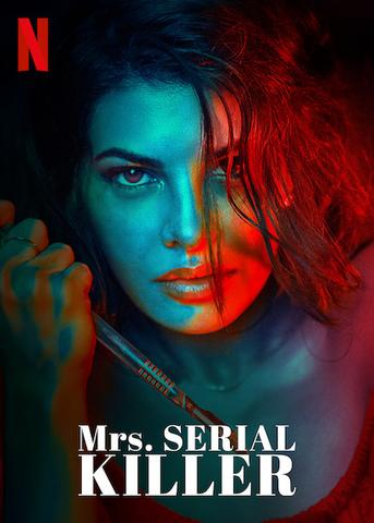 Mrs. Serial Killer 2020 Netflix Hindi 480p HDRip x264 350MB ESubs