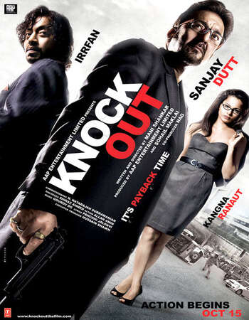 Knock Out 2010 Full Hindi Movie 720p HDRip Download