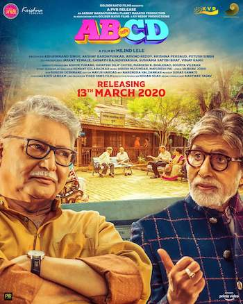 AB Aani CD 2020 Marathi 720p HDRip ESubs