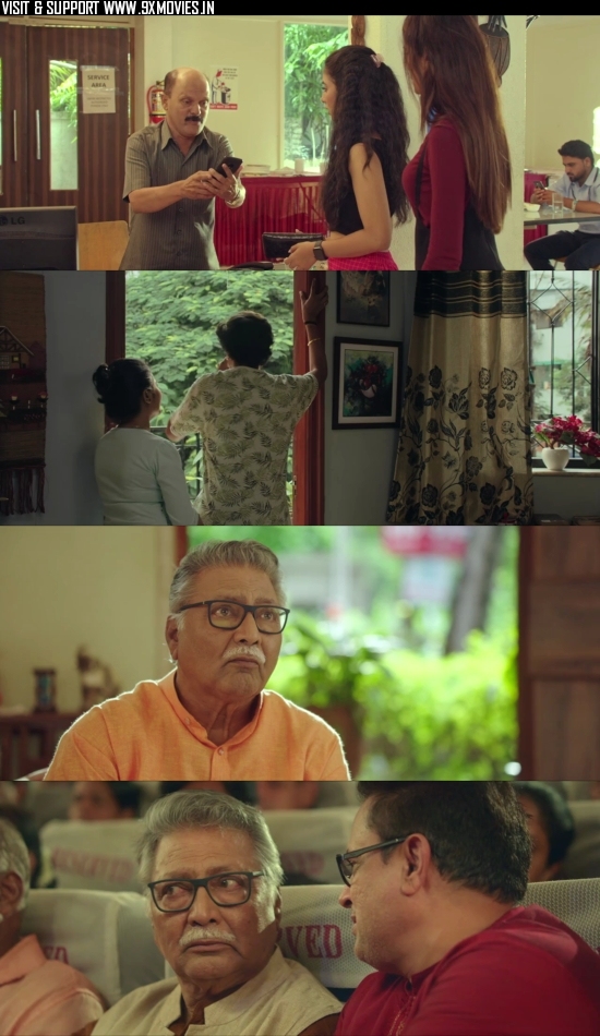 AB Aani CD 2020 Marathi 480p WEB-DL 350mb