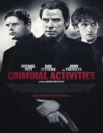 Criminal Activities 2015 Hindi Dual Audio BRRip Full Movie 300MB Download