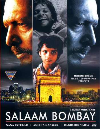 Salaam Bombay 1988 Full Hindi Movie 720p HDRip Download