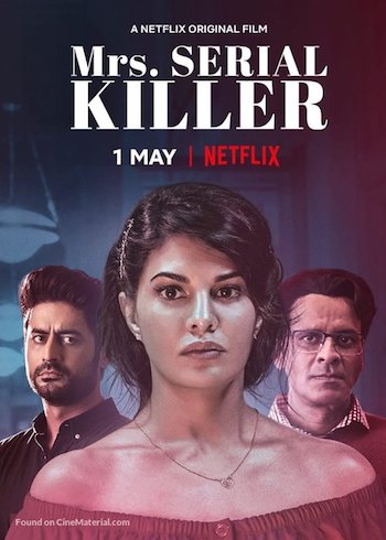 Mrs Serial Killer 2020 Hindi 480p WEB-DL 300mb
