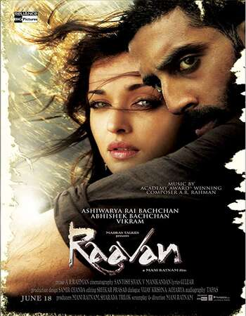Raavan 2010 Full Hindi Movie 720p HDRip Download