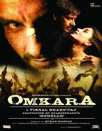 Omkara 2006 Full Hindi Movie 720p HEVC HDRip Download
