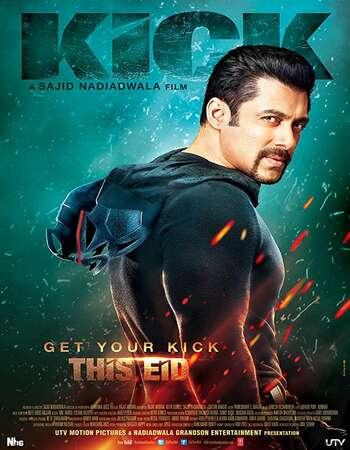 Kick 2014 Full Hindi Movie BRRip Free Download