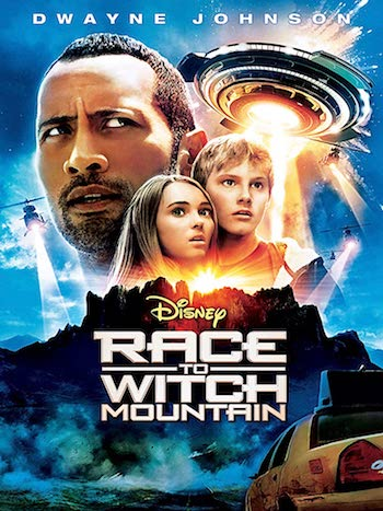 Race to Witch Mountain 2009 Dual Audio Hindi English BRRip 720p 480p Movie Download