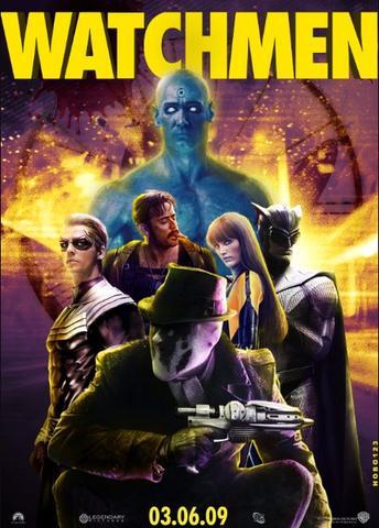 Watchmen 2009 Dual Audio Hindi 480p BluRay x264 550MB ESubs