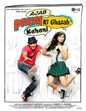 Ajab Prem Ki Ghazab Kahani 2009 Full Hindi Movie BRRip Free Download