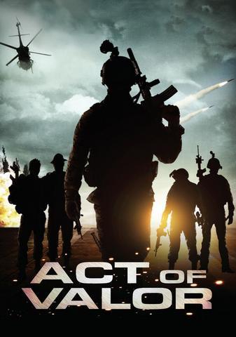 Act of Valor 2012 Dual Audio Hindi 480p BluRay x264 350MB