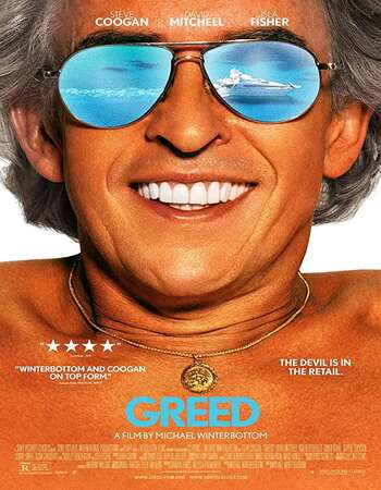 Greed 2019 Hindi ORG Dual Audio 550MB BluRay 720p ESubs HEVC