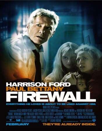 Firewall 2006 Hindi Dual Audio BRRip Full Movie 480p Download