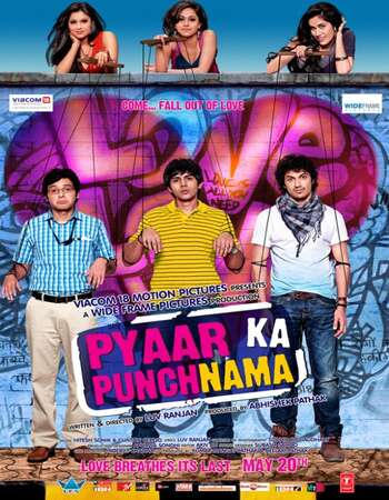 Pyaar Ka Punchnama 2011 Full Hindi Movie BRRip Free Download