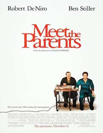 Meet the Parents 2000 Hindi Dual Audio BRRip Full Movie 720p Download