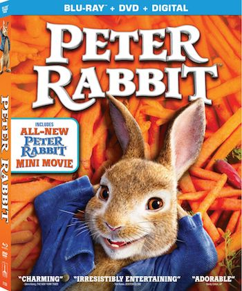 Peter Rabbit 2018 Dual Audio ORG Hindi 720p BluRay 800mb
