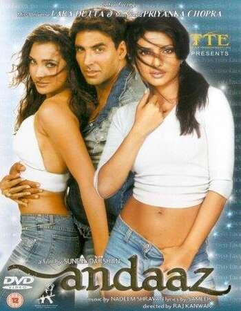 Andaaz 2003 Full Hindi Movie 720p HEVC HDRip Download